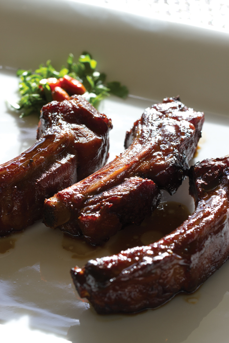 Chinese Baby Back Ribs