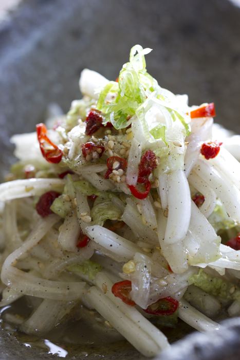 Spicy Napa Cabbage