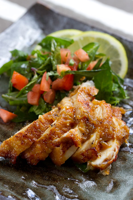 Yunna Orange-Lime Chicken