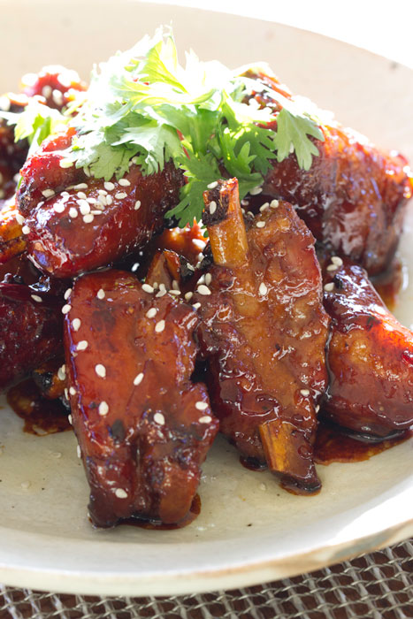 Lilikoi Pork Ribs